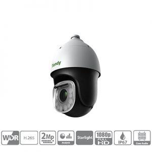 دوربین مداربسته IP تیاندی مدل TC-NH6244ISA-G