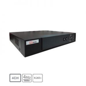 دستگاه ضبط تصویر NVR مکسرون مدلMNR-6104-4M/4P